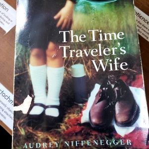 SALE 🎈🎈🎈Book - The Time Traveler's Wife
